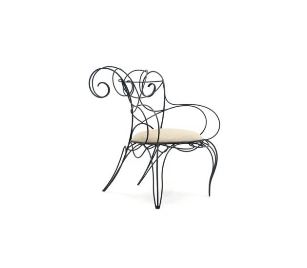 Кресло CECCOTTI RAM ARMCHAIR