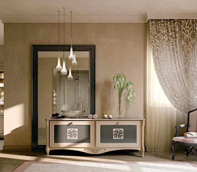 Гарнитур для ванной Arcari Siena Classic