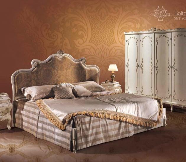 Спальный гарнитур Angello Cappellini Boito