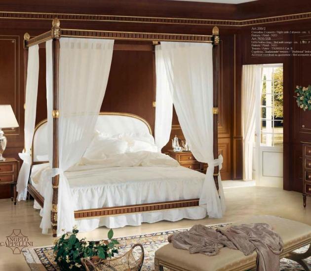 Кровать Angello Cappellini Liszt