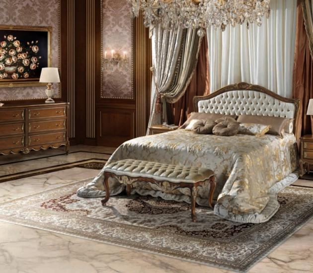Спальный гарнитур Angelo Cappellini Pacini