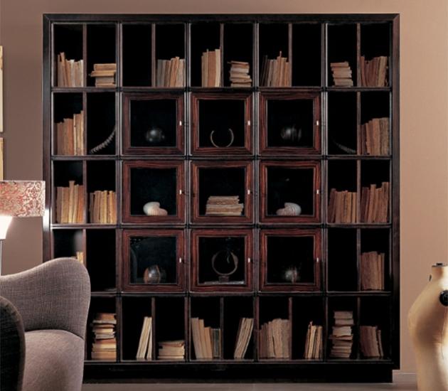 Библиотека Annibale Colombo Librerie W1240