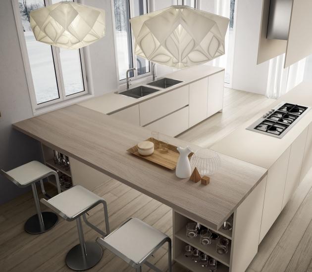 Кухонный гарнитур Aster Cucine Contempora 9