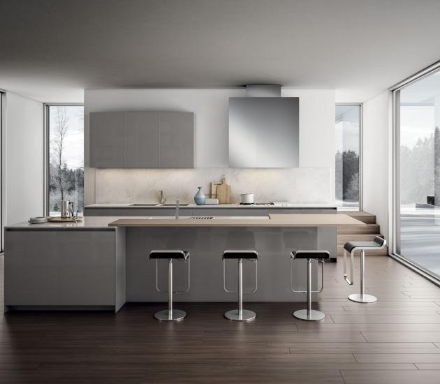 Кухонный гарнитур Aster Cucine Contempora 2