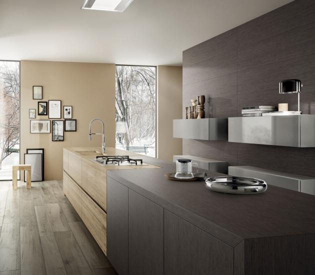 Кухонный гарнитур Aster Cucine Contempora 4