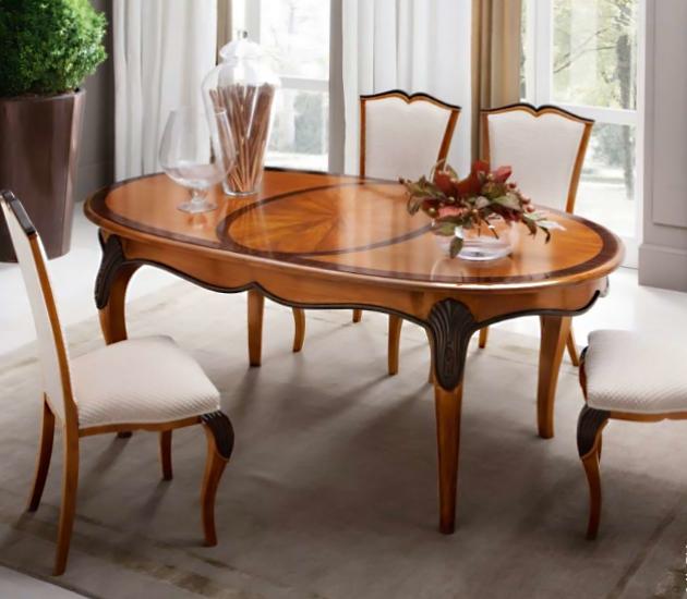 Обеденный стол Bamax Bourbon 80.086