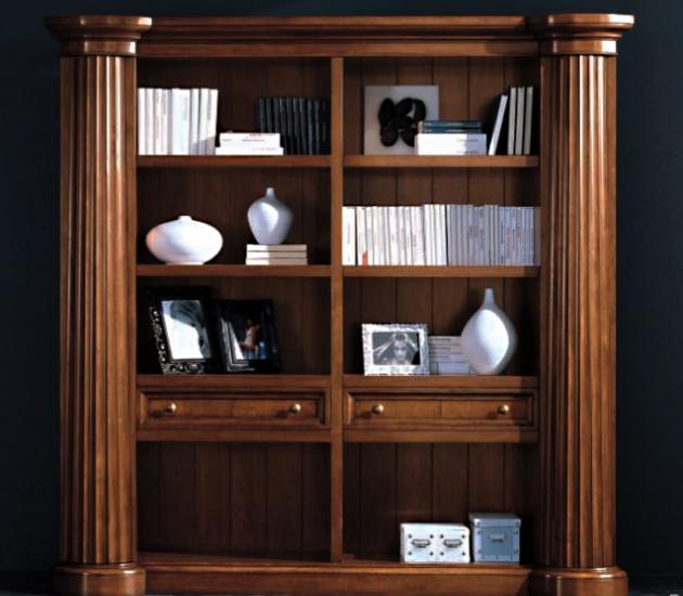 Книжный шкаф Bamax Canova C 20