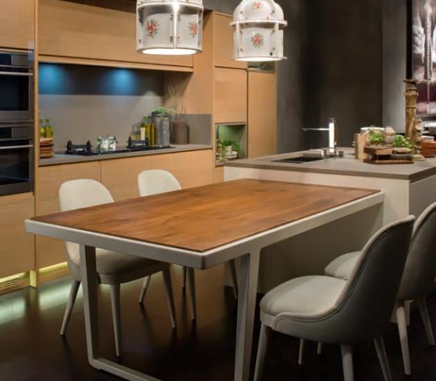 Кухонный гарнитур Bamax Corteccia Roble
