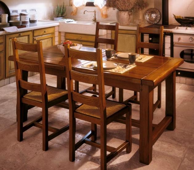 Обеденный стол Bamax Fiori di Campo 82.467