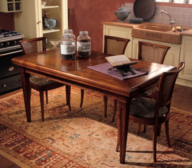 Обеденный стол Bamax Fiocco di Seta 80.481