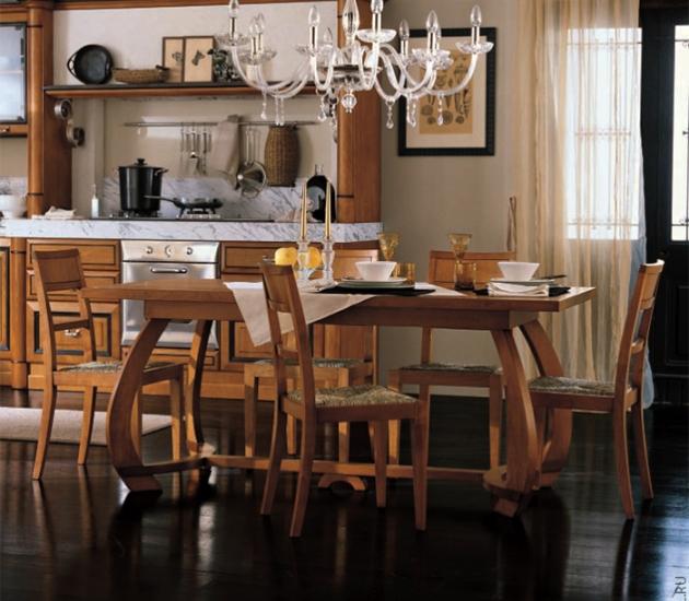 Обеденный стол Bamax Grand Chef 80.607