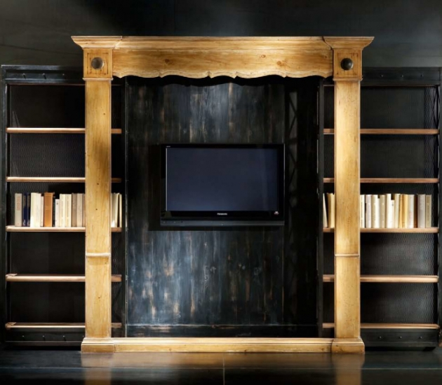 Книжный шкаф Bamax Museum 31.001
