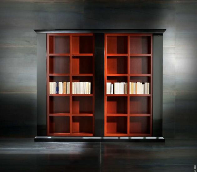 Книжный шкаф Bamax Museum 31.002
