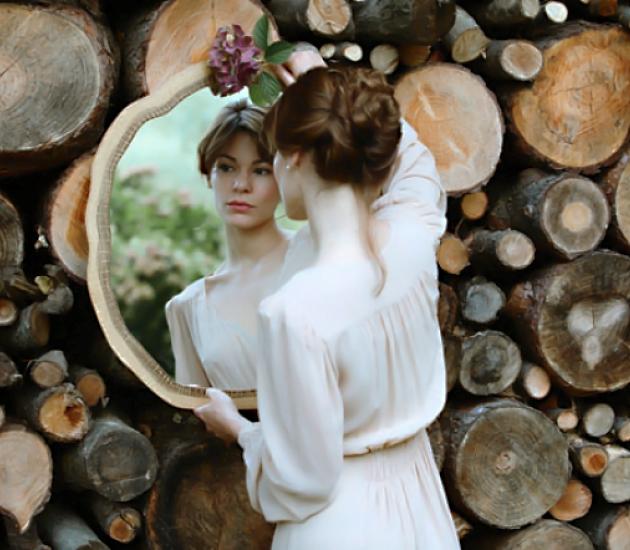 Зеркало Bamax Poesia 07.752