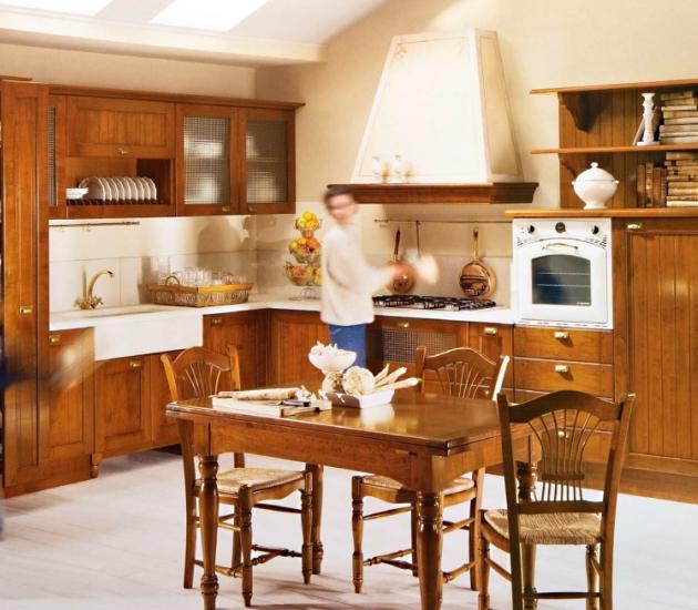 Кухонный гарнитур Bamax Uvafragola
