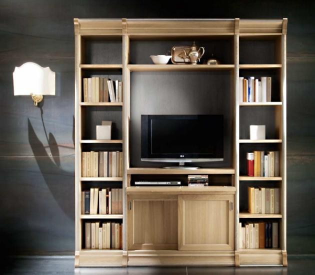 Книжный шкаф Bamax Victoria 03.002
