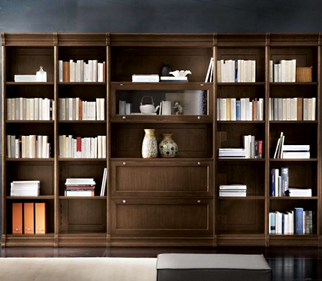 Книжный шкаф Bamax Victoria 03.006