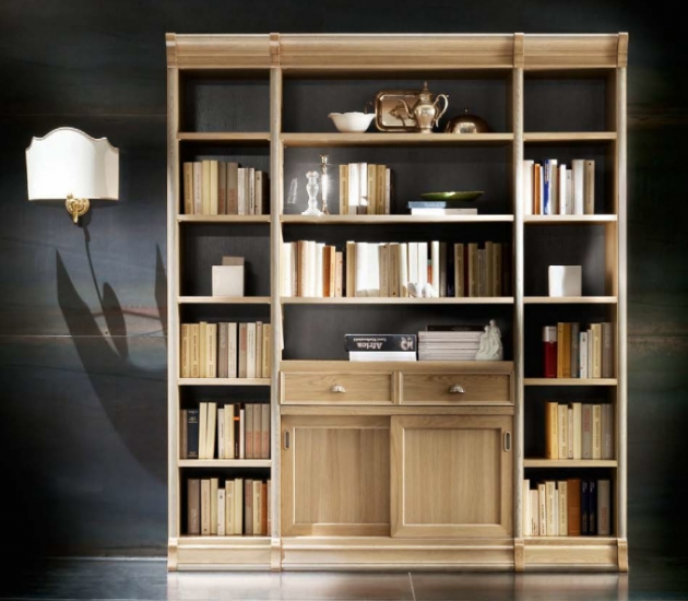 Книжный шкаф Bamax Victoria 03.008