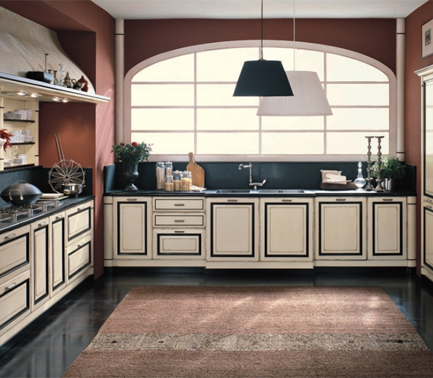Кухонный гарнитур Bamax Grand Chef Kirschbaum