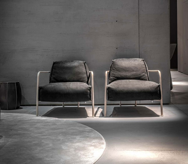 Кресло Baxter Bruxelles