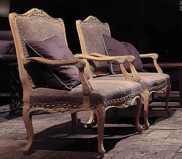 Кресло Baxter Desdemona