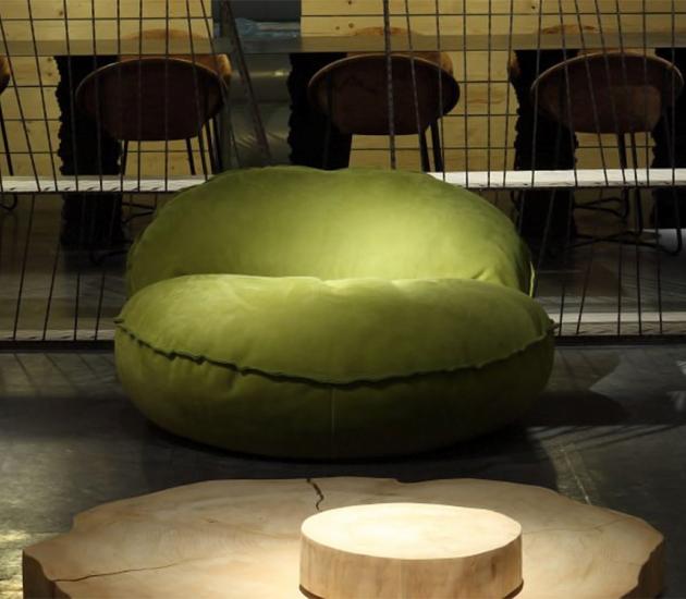Кресло Baxter Montreal