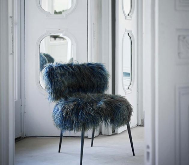 Кресло Baxter Nepal