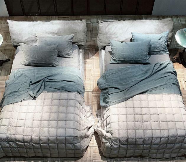 Кровать Baxter Paris Slim