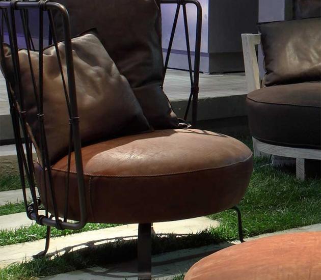 Кресло Baxter Pedro
