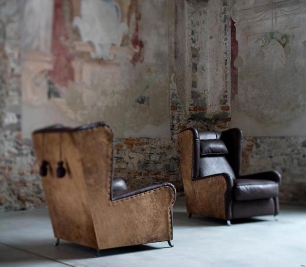 Кресло Baxter Pochette
