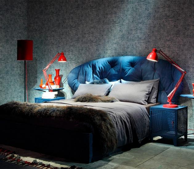 Кровать Baxter Positano