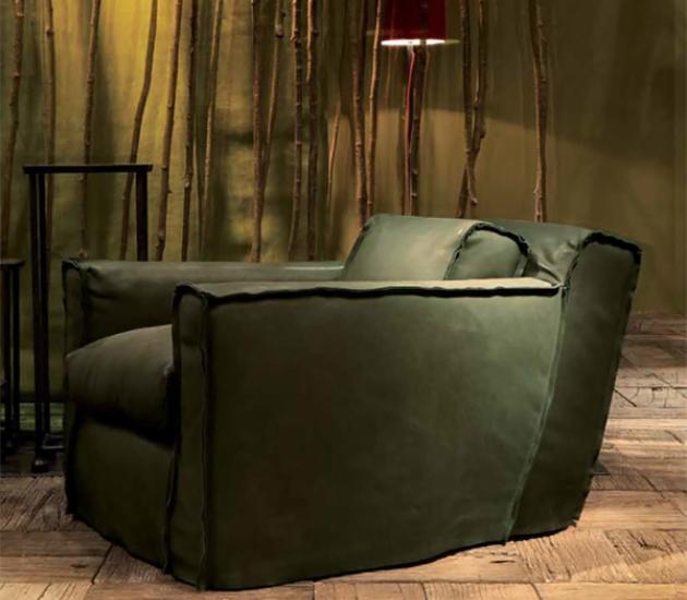 Кресло Baxter Rio Bassa