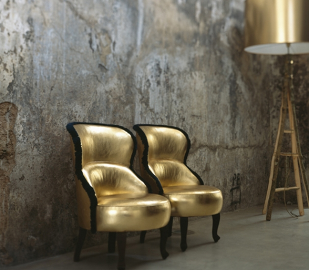 Кресло Baxter Sellerina