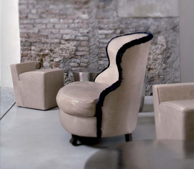 Кресло Baxter Sellerina XL