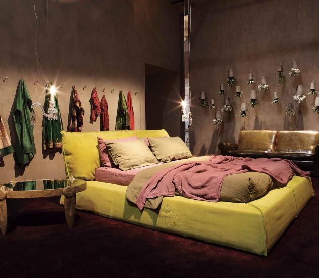 Кровать Baxter Paris