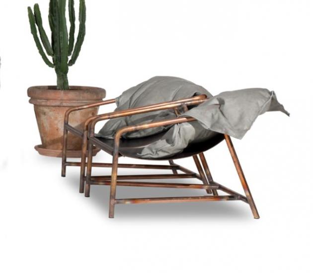 Кресло Baxter Rimini