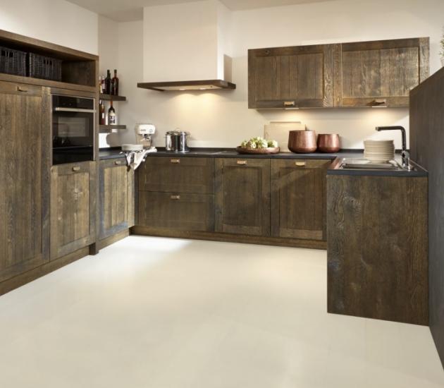 Кухонный гарнитур BEECK Küchen Quattro R10