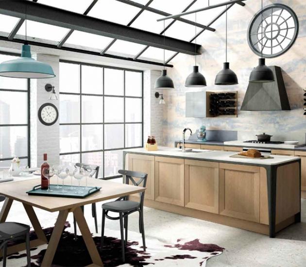 Кухонный гарнитур Berloni Vintage