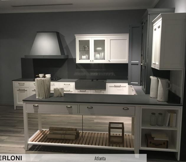 Кухонный гарнитур Berloni Atlanta