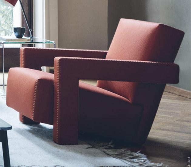 Кресло Cassina 637 Utrecht