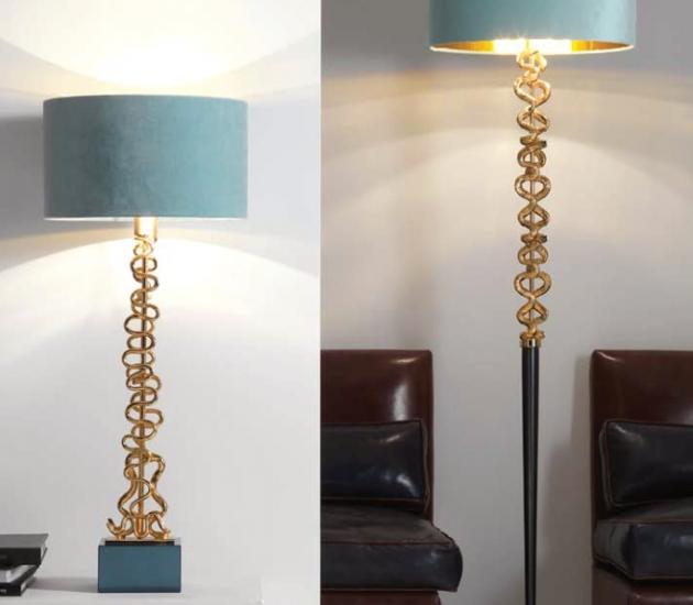 Лампа Sigma Elle Due CL 1966/Z 528
