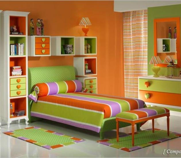 Комплект детской мебели Halley 27 BC