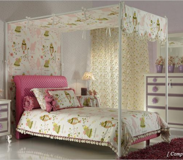 Комплект детской мебели Halley 6BC