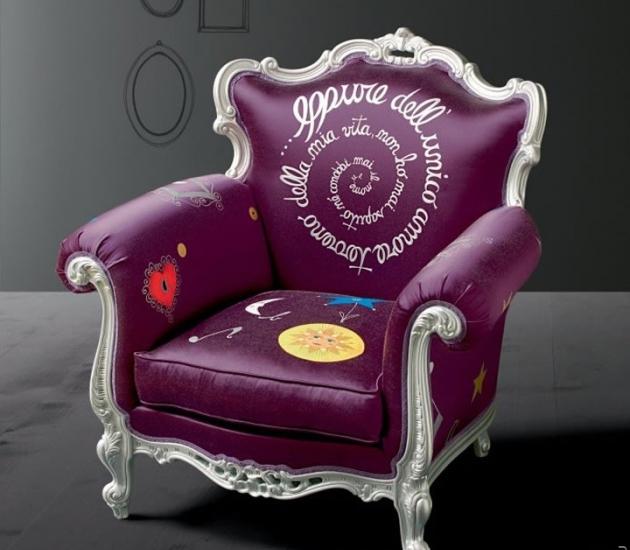 Кресло Creazioni Alice