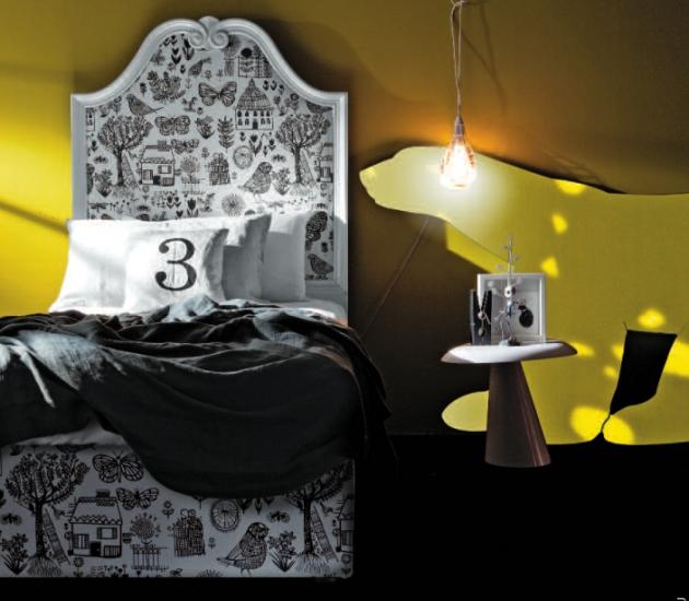 Кровать Creazioni Cherubino