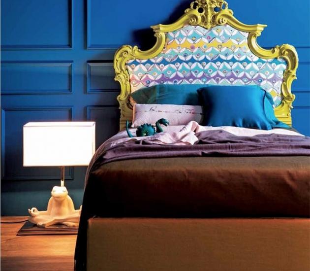 Кровать Creazioni Damiano