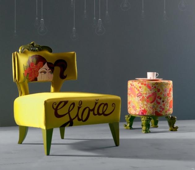 Кресло Creazioni Rosy