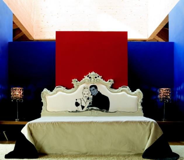 Кровать Creazioni Valeriano