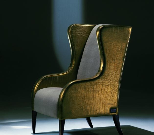 Кресло Fendi Casa Febo