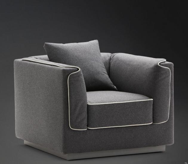 Кресло Flou Gentleman